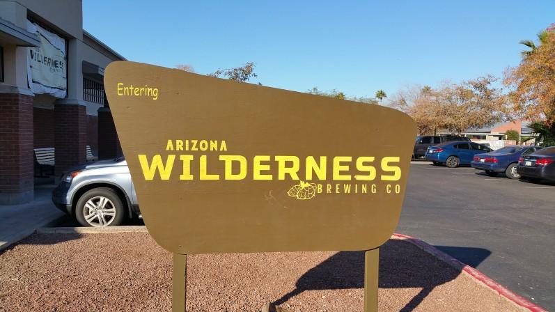 WildernessSign