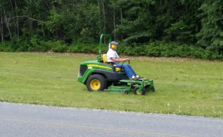 Ed-mowing