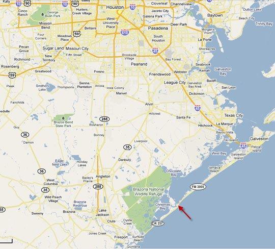 Galveston.Map