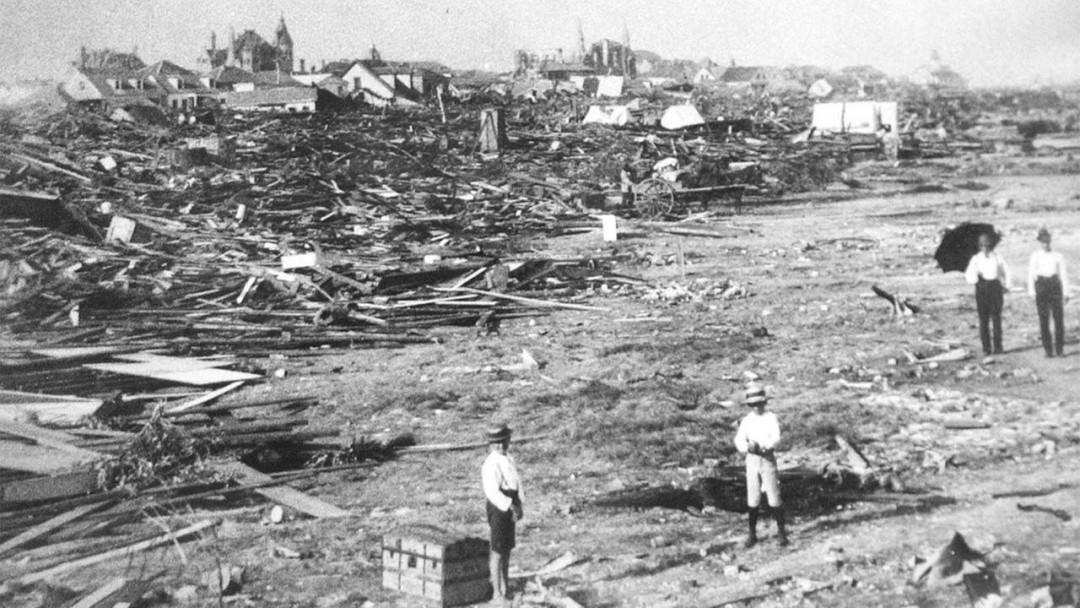 Galveston.hurricane