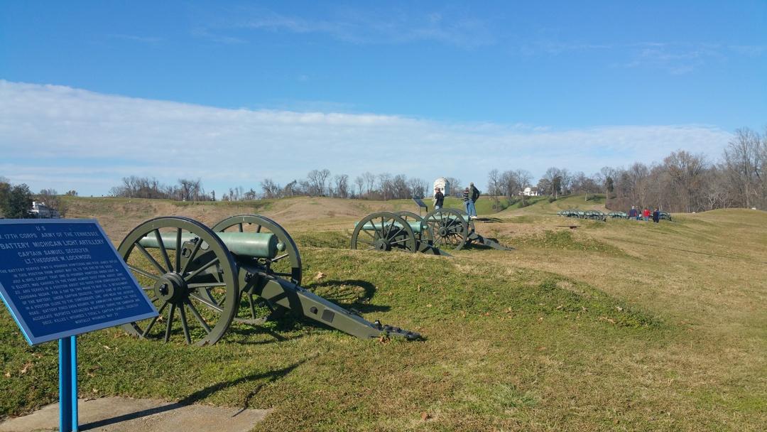 Vicksburg-Canons